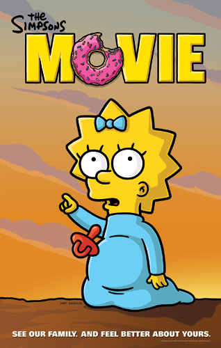 The no homers club information the simpsons movie - Simpsons info ...